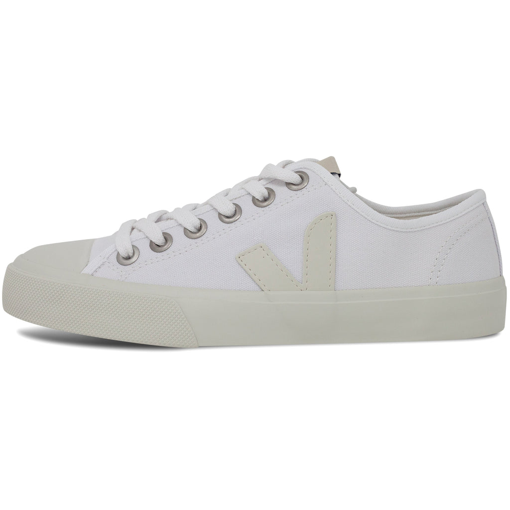 White Vegan Trainers from the left for women Wata Pierre by Veja at ALIVE