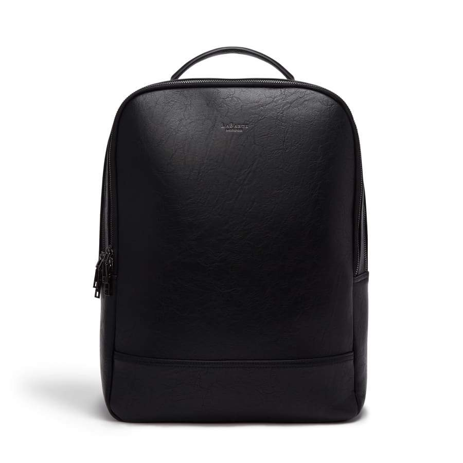 vegan backpacks Black Unisex Backpack Acacia