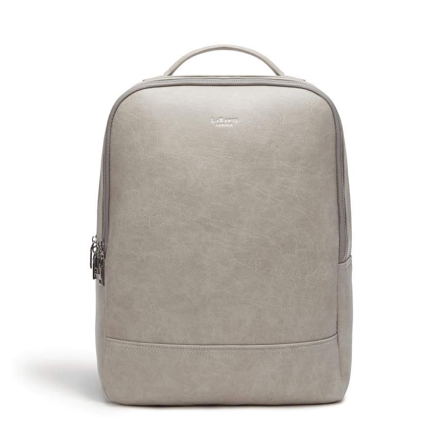 vegan backpacks Grey Unisex Backpack Acacia