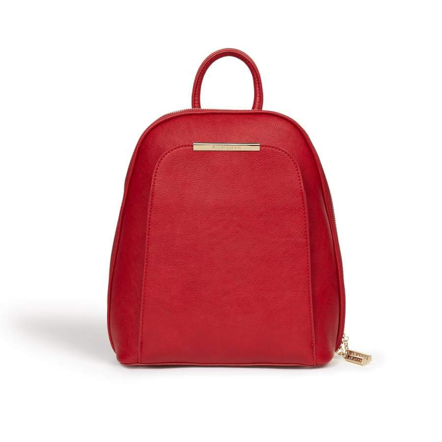 vegan backpacks Red Backpack Sycamore