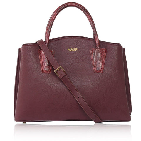 Bordeaux Windsor Bag