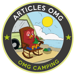 Articles exclusifs et trouvailles uniques, collection articles OMG, OMG Camping!