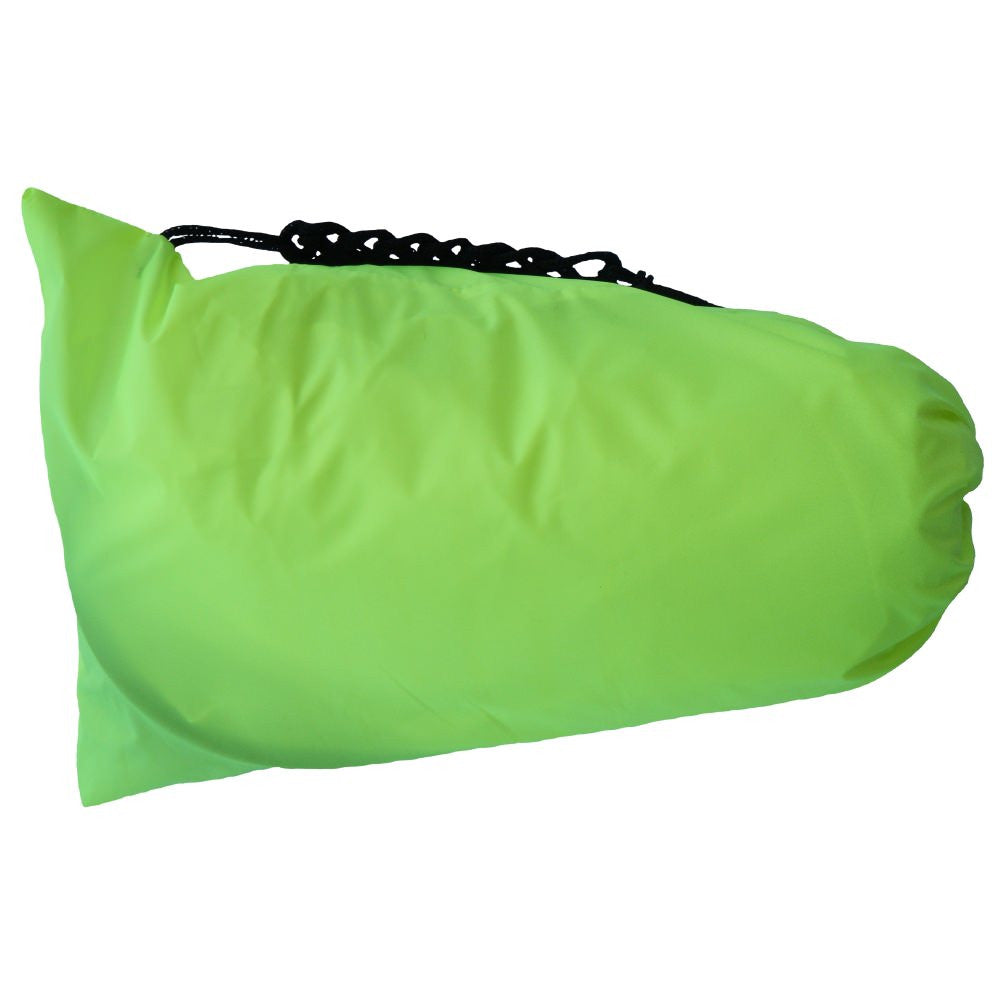 Sac pour chaise gonflable sofa airbag vert
