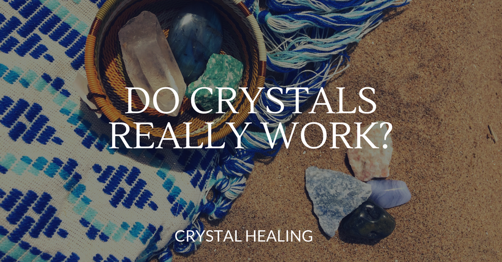 How do crystals work? – Keshinomi