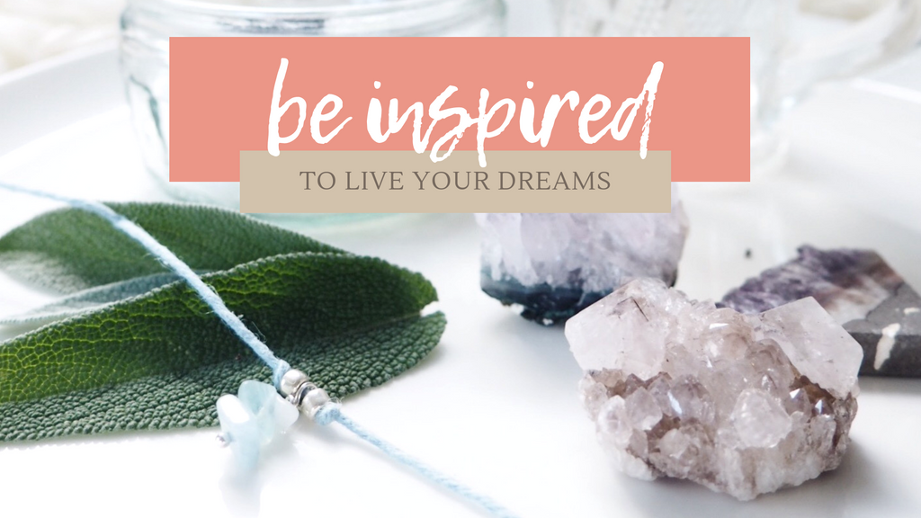 Keshinomi Intentional Jewellery to inspire you to live your dreams