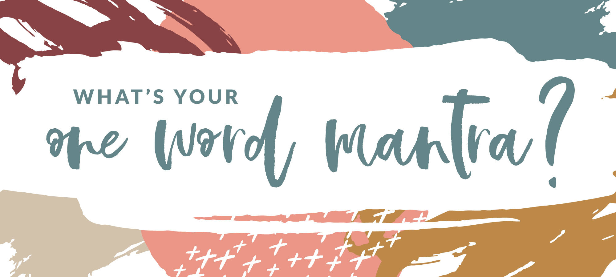One Word Mantra Collection