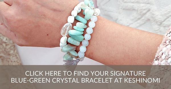 Crystals for speaking confidently