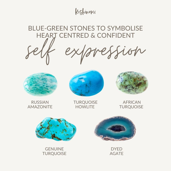 Crystals to help you speak more confidently and compassionately