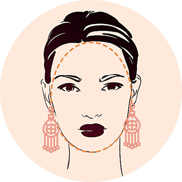 Best earrings for oval faces