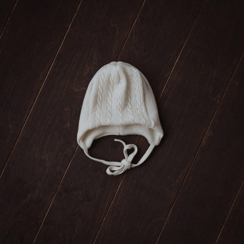 Warm Merino Knitted Hat