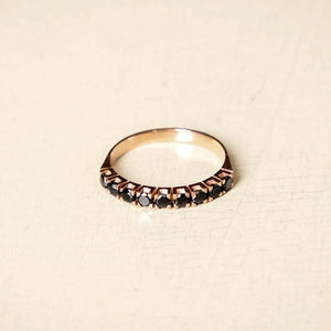 shosh - 9 diamonds ring
