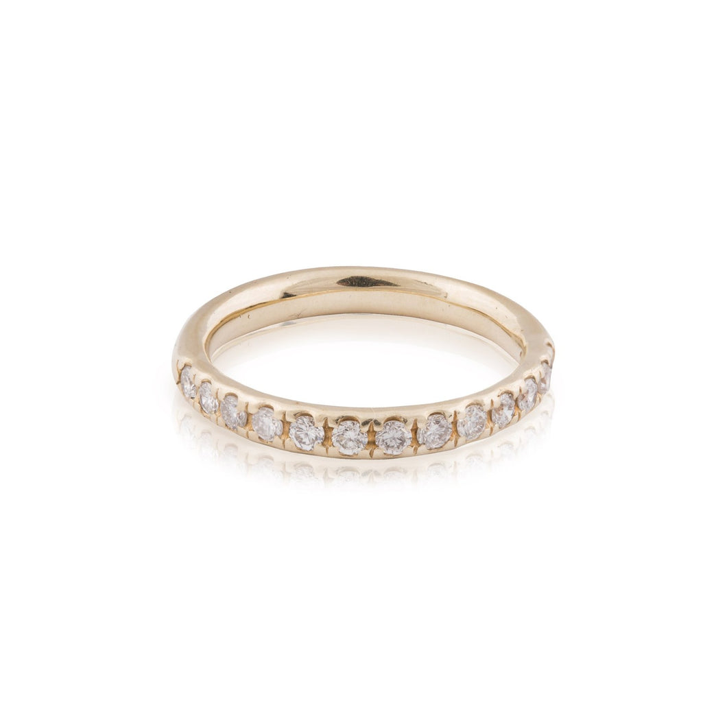 michaela - round profile ring