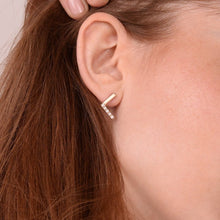Load image into Gallery viewer, grand vivi - gold plated earrings