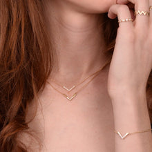 Load image into Gallery viewer, vivi light necklace