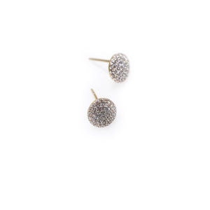 lilou - 14k & diamond earrings