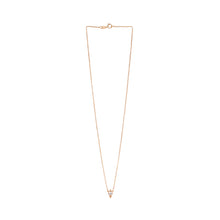 Load image into Gallery viewer, lee necklace - 14k & diamond