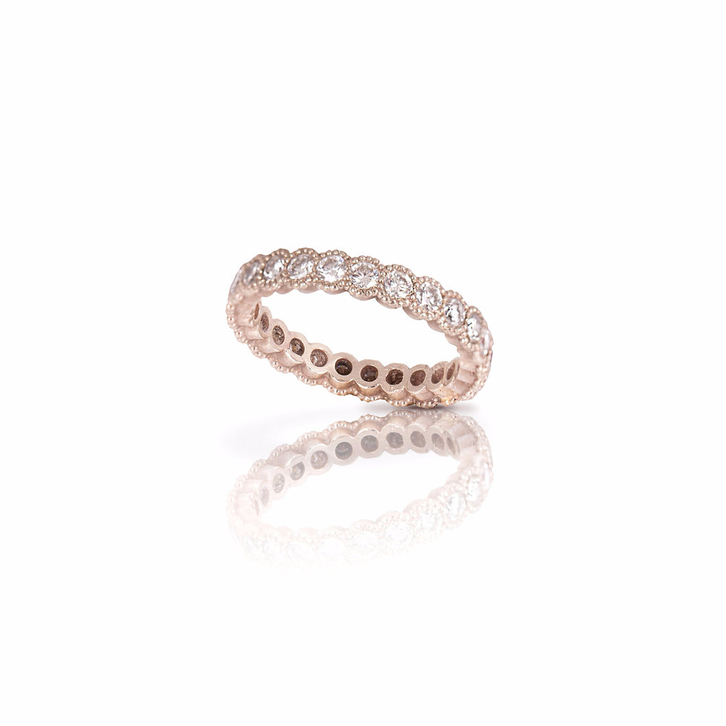 ingrid - eternity ring