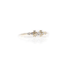Load image into Gallery viewer, chloé - 14k & diamond ring