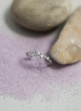 Load image into Gallery viewer, camille - 14k & diamond ring