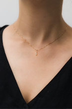 Load image into Gallery viewer, vega necklace - 14k & diamonds