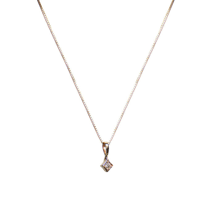 tamara diamond necklace