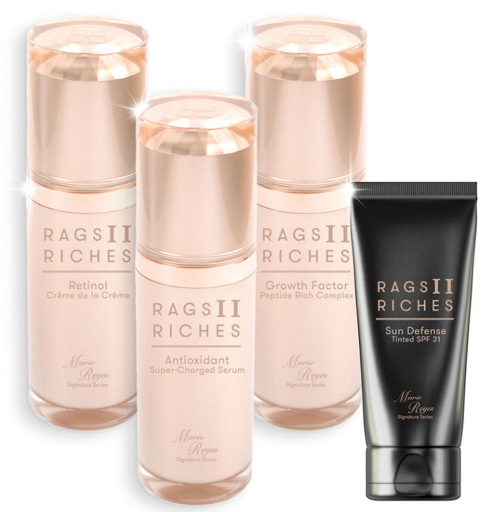 RAGS II Riches Product Lineup