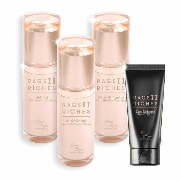 Marie Reyes' Complete Four Step Anti-aging Skin Care System