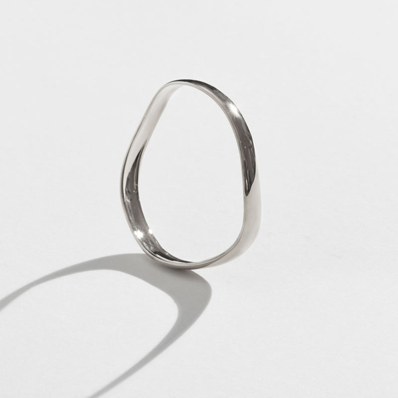 Thick Ophelia Bangle