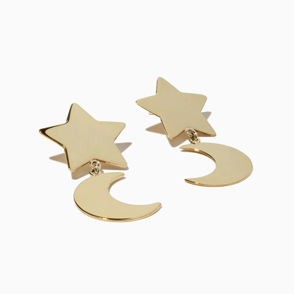 Ferro Earrings (Medium)