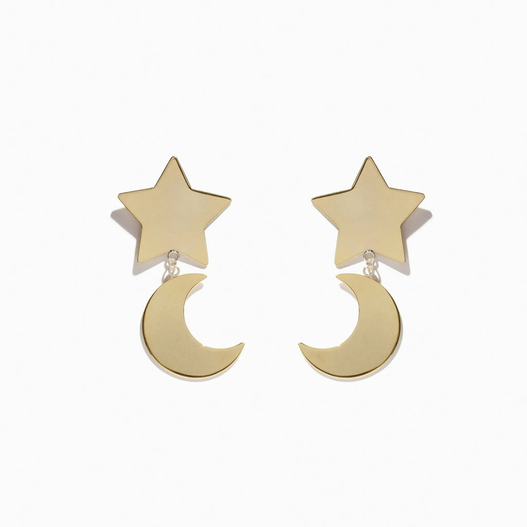 Ferro Earrings (Small)