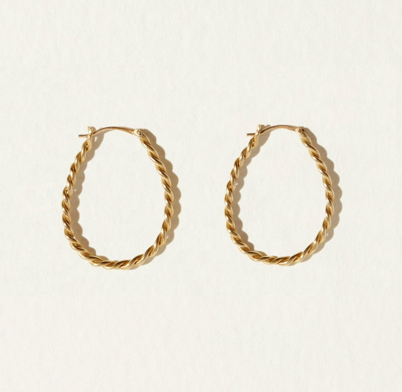 Medium Willa Hoops