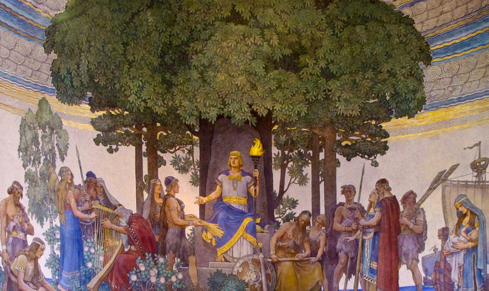 Norse Gods and Goddesses 101 (Part 2)