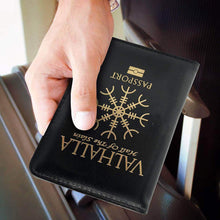 Load image into Gallery viewer, All Passport Cover accesories Viking Traveler Passport Cover