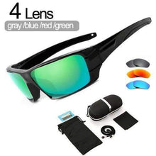 Load image into Gallery viewer, VIKING LAIR 4 Lens Set INGVAR Polarized Fishing Sunglasses