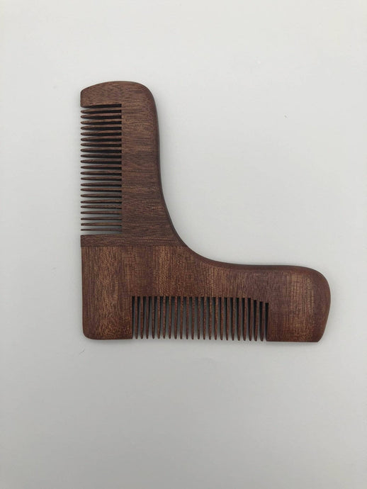 VIKING LAIR accesories Viking Lair L-Shaped Beard Comb