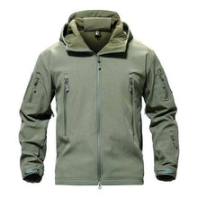 Load image into Gallery viewer, VIKING LAIR Army green / S Genuine Military/Outdoor Waterproof Thermal Jacket