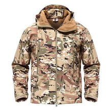Load image into Gallery viewer, VIKING LAIR CP / S Genuine Military/Outdoor Waterproof Thermal Jacket