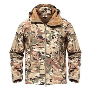 VIKING LAIR CP / S Genuine Military/Outdoor Waterproof Thermal Jacket
