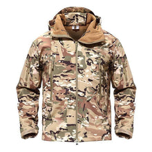 Load image into Gallery viewer, VIKING LAIR Genuine Military/Outdoor Waterproof Thermal Jacket
