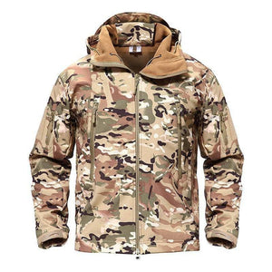 VIKING LAIR Genuine Military/Outdoor Waterproof Thermal Jacket