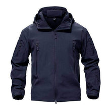 Load image into Gallery viewer, VIKING LAIR Navy / S Genuine Military/Outdoor Waterproof Thermal Jacket