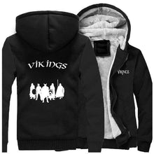 Load image into Gallery viewer, VIKING LAIR Sweatshirt Black 5 / M Viking Stylish Winter Sweatshirt + Hoodie
