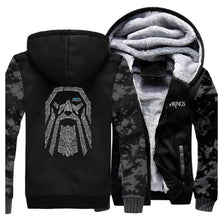 Load image into Gallery viewer, VIKING LAIR Sweatshirt Viking Odin Sweatshirt + Hoodie