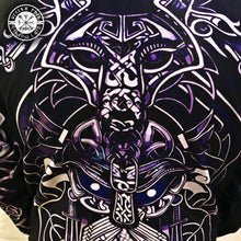 Load image into Gallery viewer, VIKING LAIR Viking Warrior Tattoo Tracksuit 3D Full Print Hoodie + Sweatshirt
