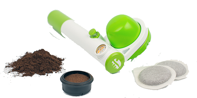 Handpresso Pump Pop Green