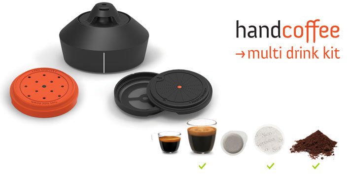 Handcoffee Multi Drink Kit (Adaptation)