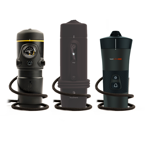 Handpresso Auto/Capsule & Handcoffee Auto Power Adapter