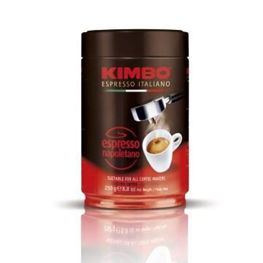 Kimbo Napoletano Ground Coffee - Tin