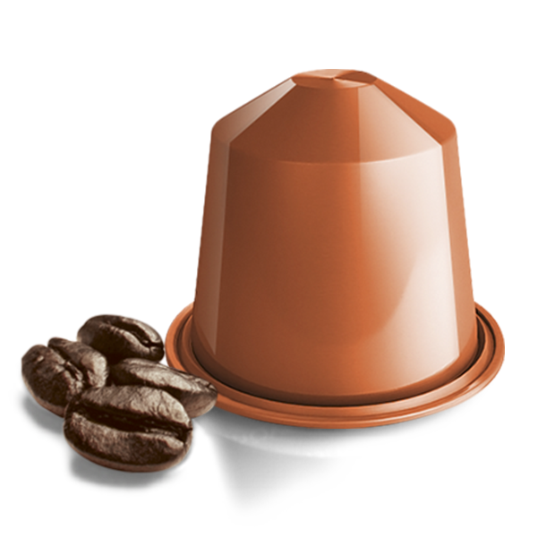 Real Coffee Espresso Caramel - Nespresso Compatible