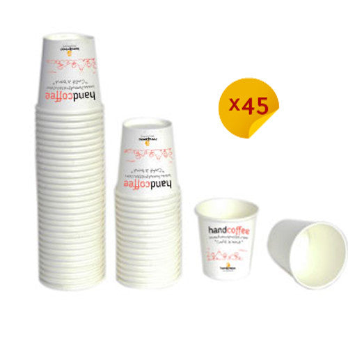 Handcoffee Auto Paper Cups